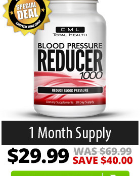 Blood Pressure Reducer 1000 Supplement Review