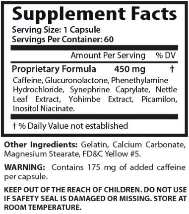 lipogenix elite supplement review