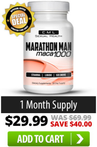 Marathon Man Maca 1000