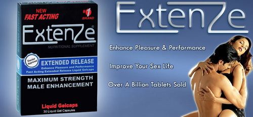 Why Guys Buy ExtenZe Enhancement Pills
