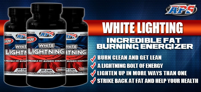 APS White Lightning Supplement Review
