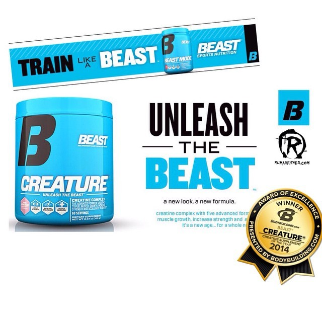 Beast Sports Creature Creatine Supplement Review