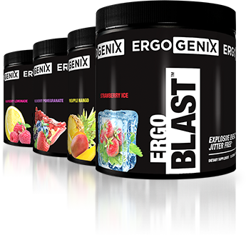 Ergogenix Ergoblast Supplement Review