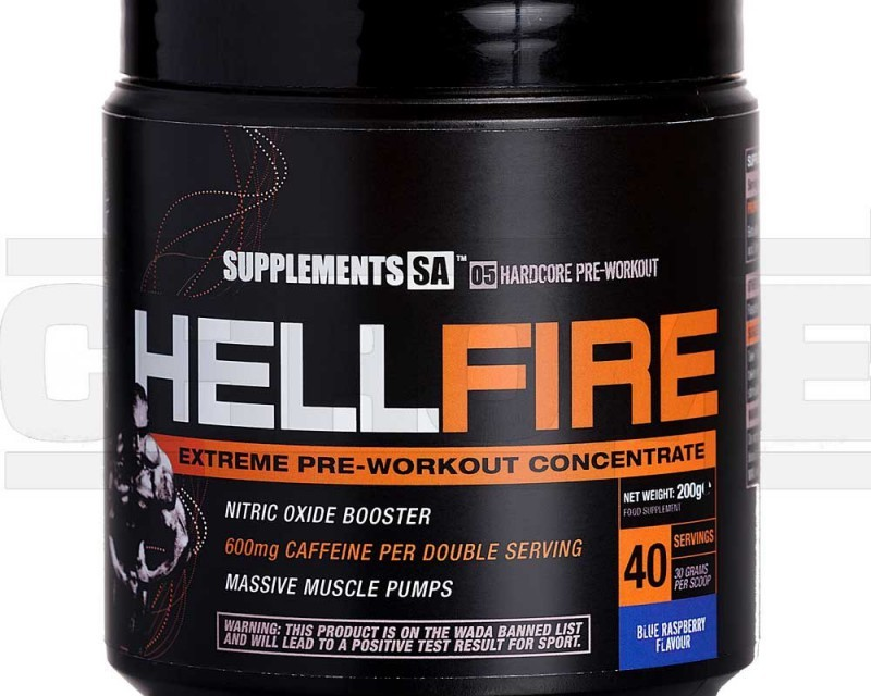 Hell Fire Supplement Review | Innovative Labs