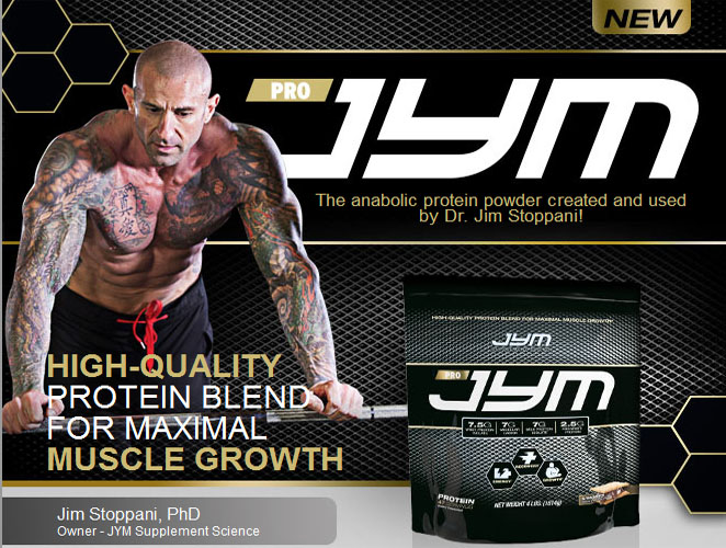 JYM Pro JYM Supplement Review