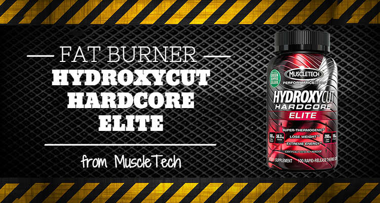 MuscleTech Hydroxycut Hardcore Elite Supplement Review