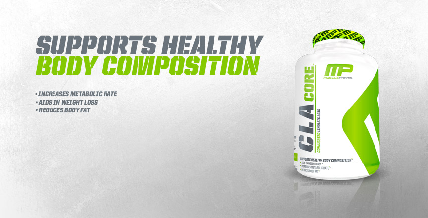Musclepharm CLA Core Supplement Review
