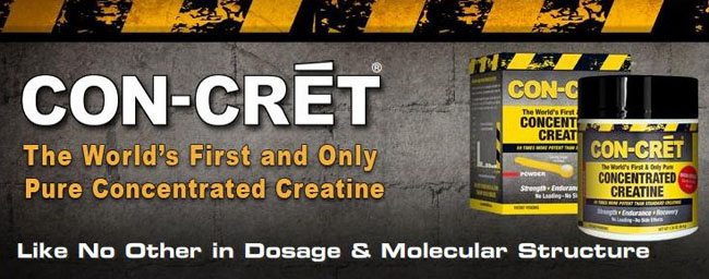 ProMera Sports CON-CRET Supplement Review