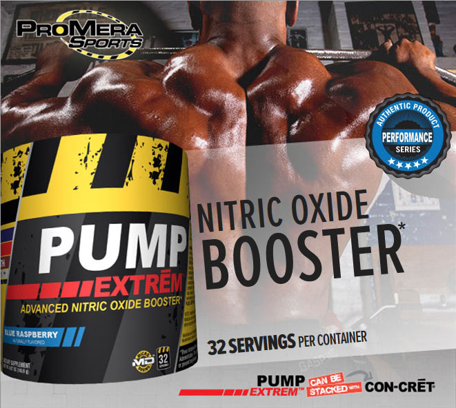 Promera Sports Pump Extrem Supplement Review