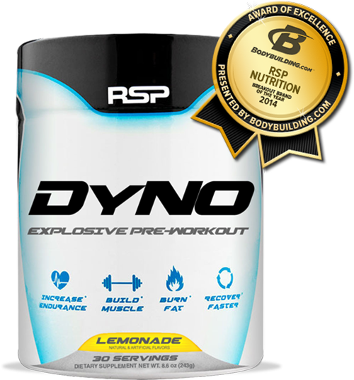 RSP Nutrition Dyno Supplement Review