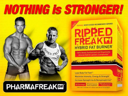 Ripped Freak Hybrid Supplement Review
