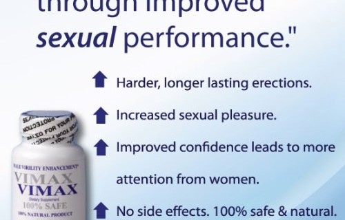 vimax male virility supplement review